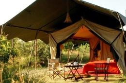 Kenya-Camping