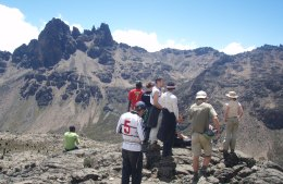 Mt-climbing