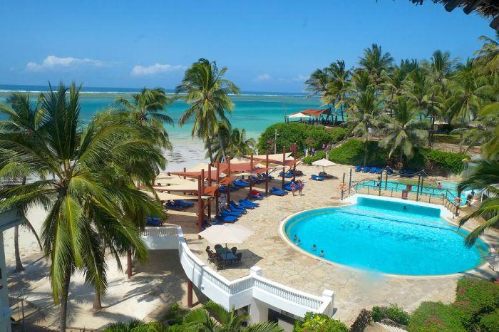 Turtle Bay Hotel Kenya
